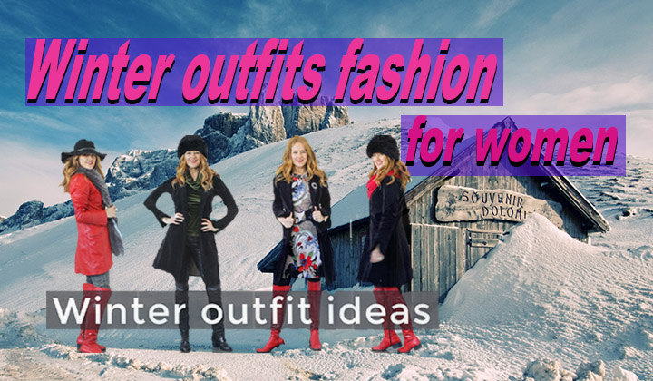 """Winter outfits ideas"""