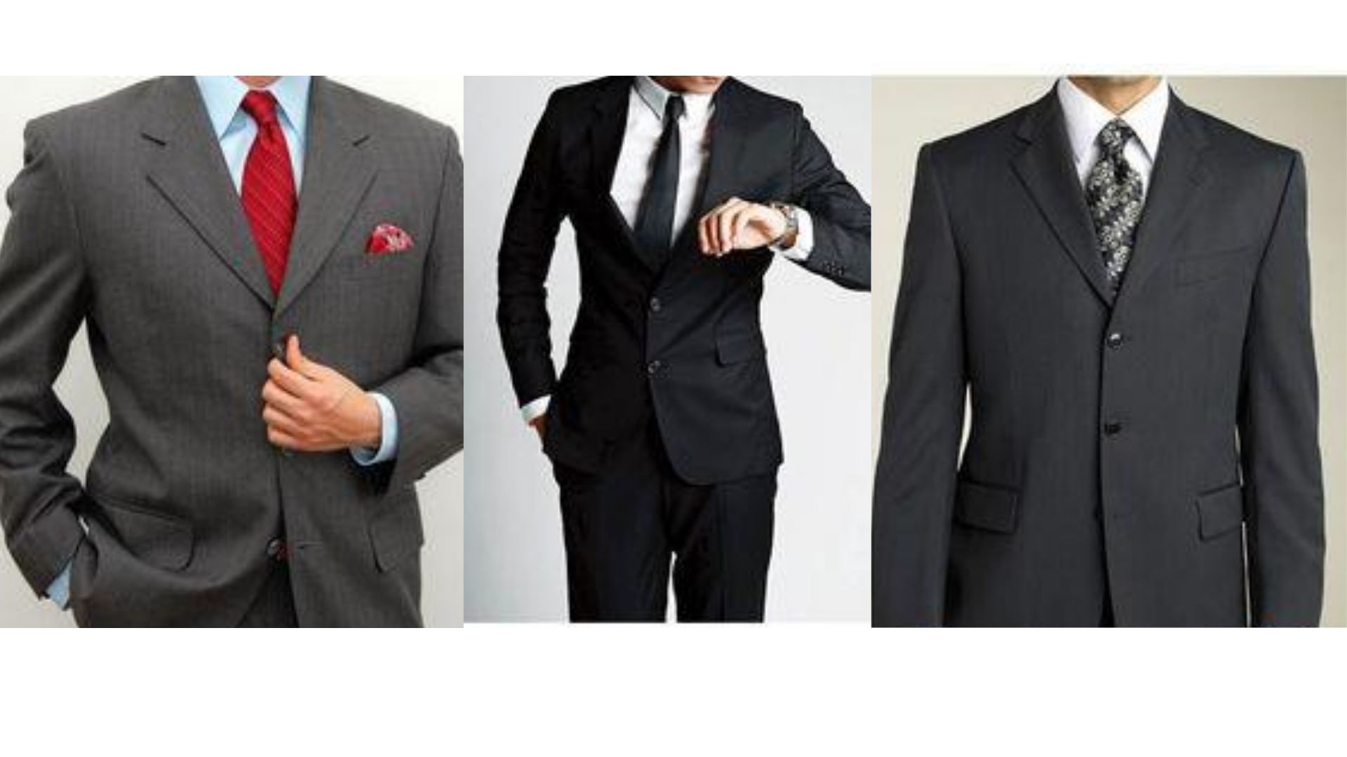 Best Business Formal Attire for Male