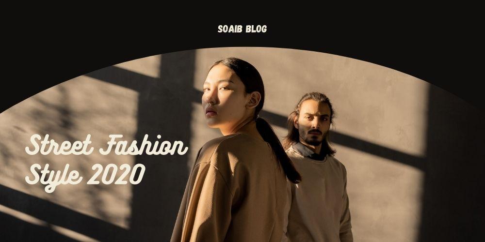 """Stylish Street Fashion"""