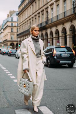 """Winter Street Fashion"""