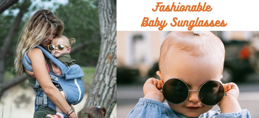 """Fashionable Baby Sunglasses"""