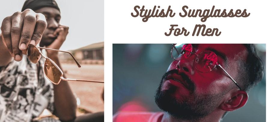 """Stylish Sunglasses For Men"""