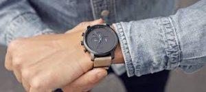 Big impression watch