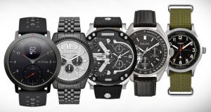 fashion amd classical watch