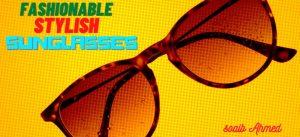 """fashionable stylesh sunglasses"""