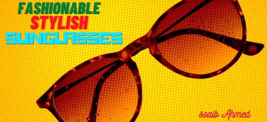 """fashionable stylesh sunglasses"""
