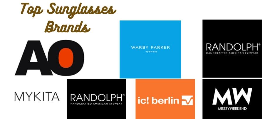 """Top sunglasses brand"""