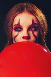 """Halloween Contact Lens"""