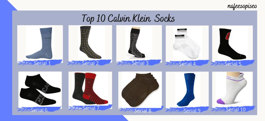 Calvin Klein Socks Socks
