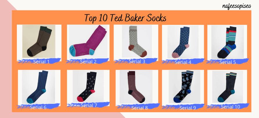 Ted Baker Socks