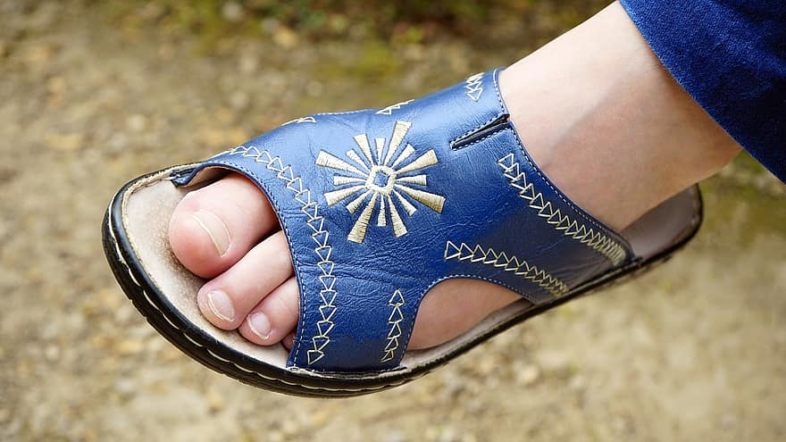 """Men's Leather Shoe Mens-Leather-Sandal"""