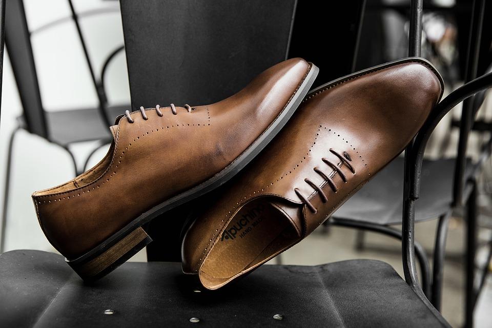 """""""Men's Leather Shoe Mens-Oxford-Shoes"""""""