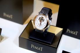 """PLAGET SA Luxury Watch"""
