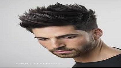 """""""Textured Quiff Haircut"""""""