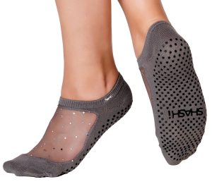 """""""non-slip yoga grip socks"""