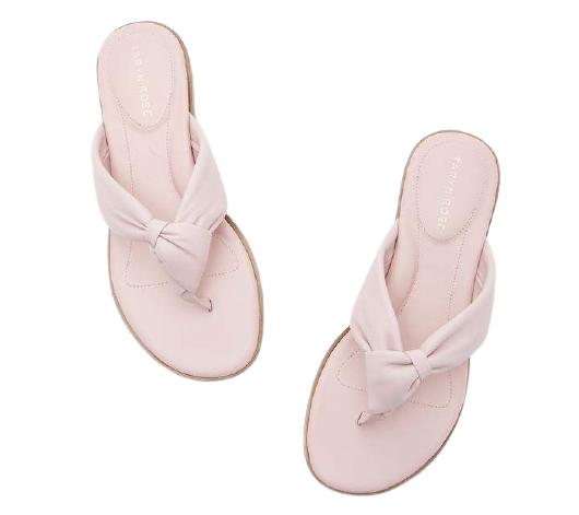 """""""Women's Flat Shoes: Flip-flop"""""""