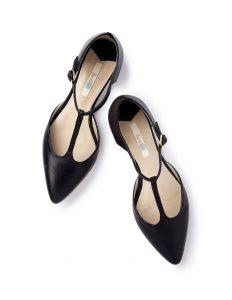 """""""Women's flat T-Bar Sandals"""""""